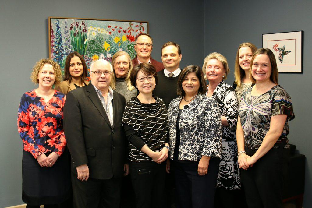 Law Foundation staff